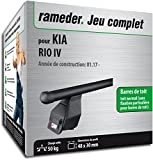 Rameder Pack Barres de Toit Tema pour KIA Rio IV (118818-37619-1-FR)