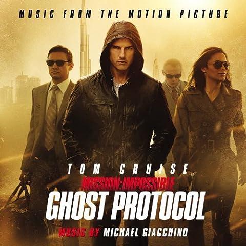 Mission Impossible : Protocole Fantôme (Bof)