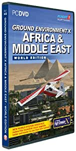 Ground Environment X : Africa and Middle East -  world edition for FSX [import anglais]