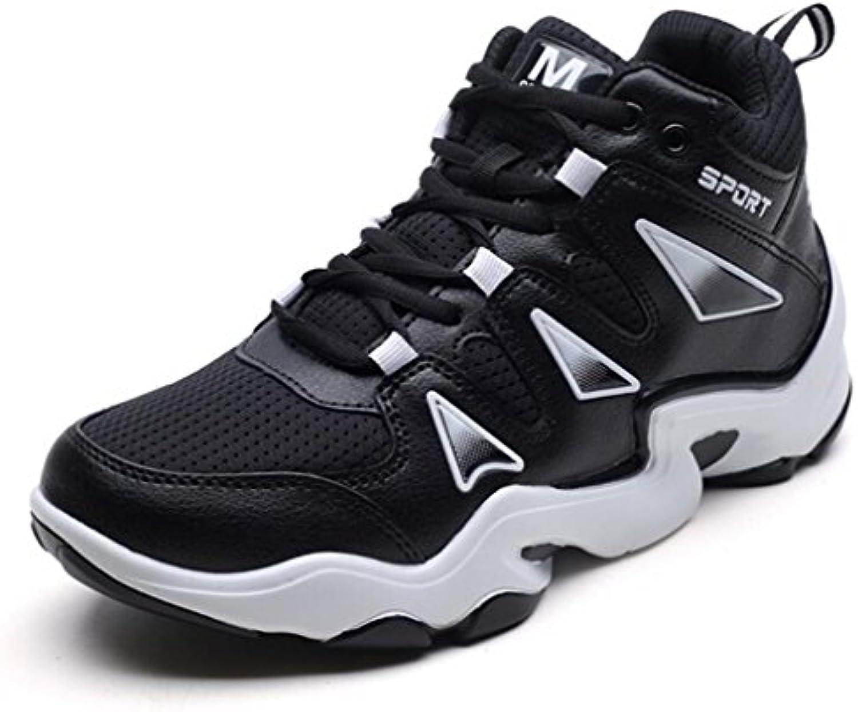 Zapatillas De Baloncesto Unisex Para Pareja Zapatillas Altas Zapatillas De Deporte Exteriores Zapatillas De Deporte