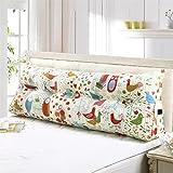 Praktische Büro Bett Sofa Taille Kissen Dreieck-Kissen / Kissen mit abnehmbarem Deckel im Bett / Sofa / Büro / Zuhause / Auto, das für Lenden- / Rücken- / Lesekissen verwendet werden kann Kissen und Kissen ( größe : 90cm )
