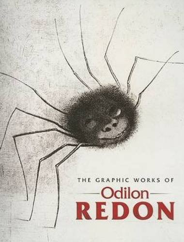 The Graphic Works of Odilon Redon (Dover Fine Art, History of Art)