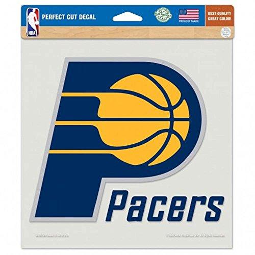 Wincraft NBA Indiana Pacers Stanz-Aufkleber, 20 x 20 cm, Teamfarben