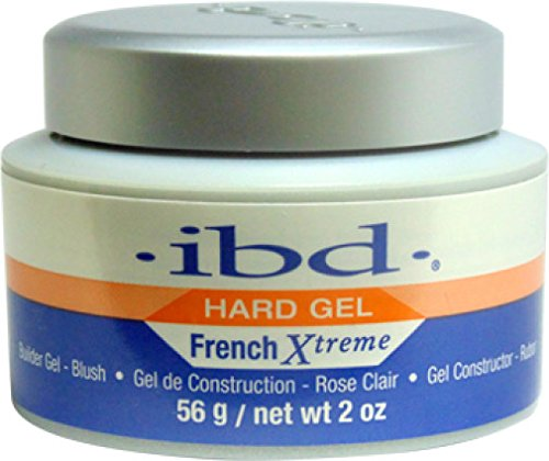 IBD French Extreme formbare Hard Gel 60/56g–Blush (Blush Gel Xtreme)