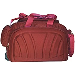 Niyara Dufle Bag Red Color 2Wheeler (Red)