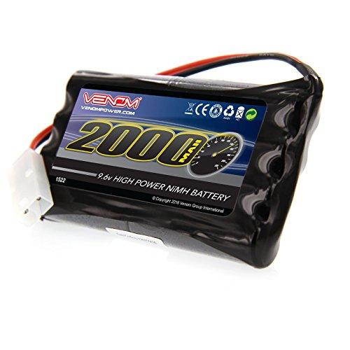 venom-96v-2000mah-8-cell-nimh-battery-for-nikko-megatech-new-bright-maisto-maya-jada-and-other-96v-t