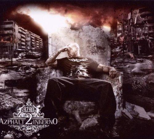 Azad: Azphalt Inferno II (Audio CD)