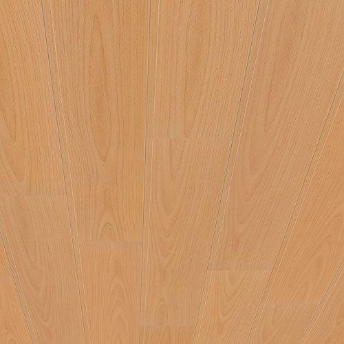 Swing-panel-system (Swing Line Wandpaneel und Deckenpaneel Buche 2600 x 168 x 8 mm)