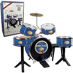 REIG Batería Golden Drums (727) (REIG727