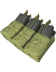 CONDOR MA44-001 Triple Stacker M4/M16 Mag Pouch OD