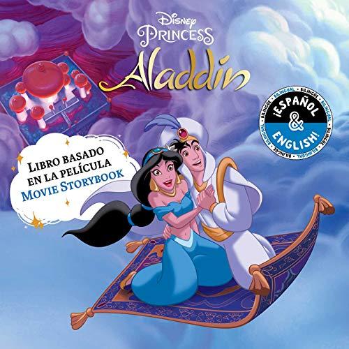 Disney Aladdin: Movie Storybook/Libro Basado Película