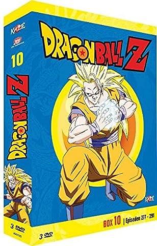 Dragon Ball Box - Dragonball Z - Box 10 [Import