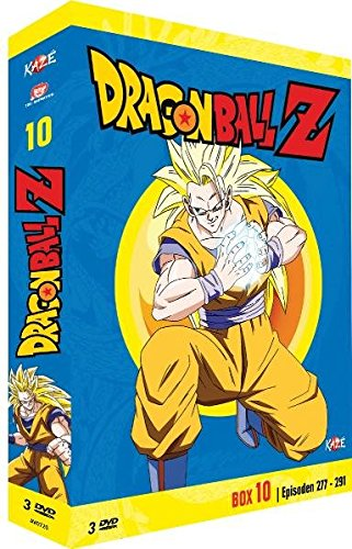 Dragonball Z - Box 10/10 (Episoden 277-291) [3 DVDs]