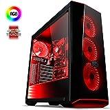 VIBOX Apache 9S Gaming PC Ordenador de sobremesa con War Thunder Cupón de juego (3,8GHz AMD A8...