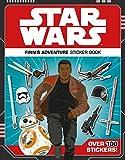 Star Wars Finn's Adventure Sticker Book (Star Wars Sticker Book)
