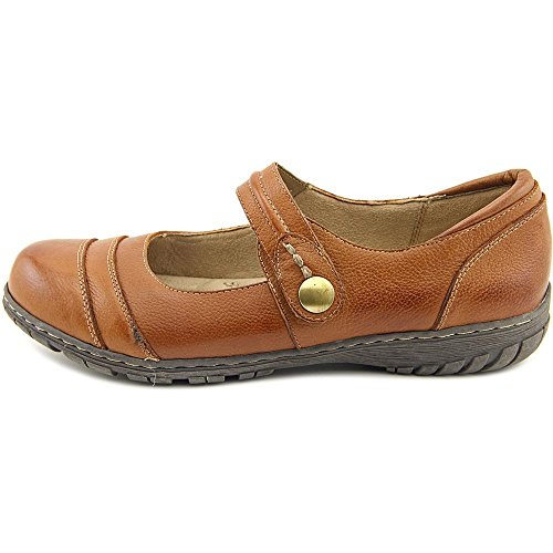 Naturalizer Rhode Cuir Mary Janes Banana Bread
