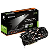 Gigabyte GV-N1080AORUS X-8GD Carte Graphique Nvidia Geforce GTX1080 8 Go PCI Express