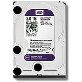 Western Digital Purple Desktop WD30PURX - Disque dur interne de bureau 3.5'' SATA III IntelliPower Mémoire cache 64 Mo 3 To oem