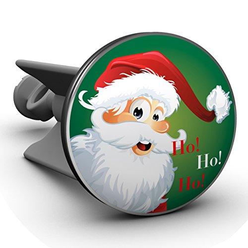 �psel Santa HoHoHo, Stöpsel, Excenter Stopfen, für Waschbecken, Waschtisch, Abfluss, 418 ()