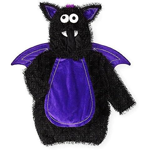 Halloween pequeños murciélago de peluche en forma Bat Baby para niños del Carnaval Disfraz de imitación de piel de pelo mono de trabajo