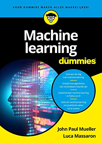 Machine Learning voor Dummies (Dutch Edition)