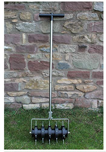 Greenkey Garden and Home Ltd Arieggiatore rotante da giardino, 30 cm