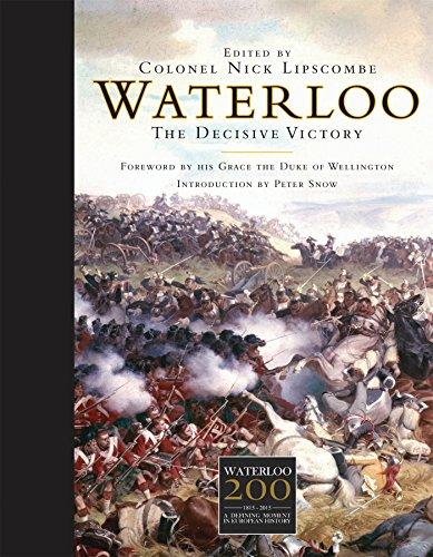 Waterloo: The Decisive Victory (Osprey Companion)