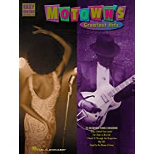 Motown'S Greatest Hits Easy Guitar Tab Gtr Book