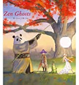 [ [ [ Zen Ghosts [With Paperback Book] (Read Along Book & CD) [ ZEN GHOSTS [WITH PAPERBACK BOOK] (READ ALONG BOOK & CD) ] By Muth, Jon J ( Author )Jul-01-2012 Compact Disc