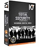 K7 Total Security version free 1 PC 1 Ye...