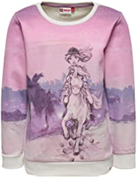Lego Wear Lego Girl Friends Sadie 602-Sweatshirt, Sweat-Shirt Fille