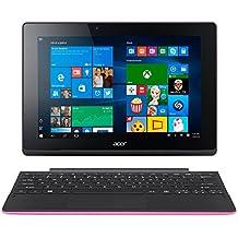 """Acer Aspire Switch 10 E SW3-013-16SZ 1.33GHz Z3735F 10.1"""" 1280 x 800Pixeles Pantalla táctil Rosa - Ordenador portátil (Híbrido (2-en-1), Rosa, Convertible (extraíble), Z3735F, Intel® Atom™, BGA592)"""