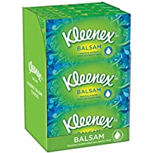 Kleenex Balsam tejidos - paquete de 12