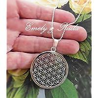 Kugelkette Blume des Lebens