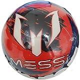 Bola de entrenamiento Messi (pequeña) Roja (Se distribuye desde el Reino Unido)