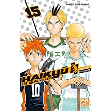 HAIKYU! Les as du volley Vol. 15