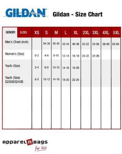 Gildan PerformanceTM 4,7 ml-Polo da donna Nero