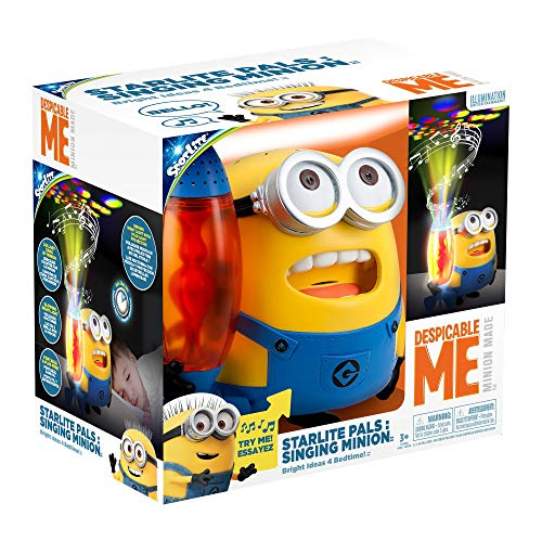 MINIONS proyector 1 Toy Partner 40700
