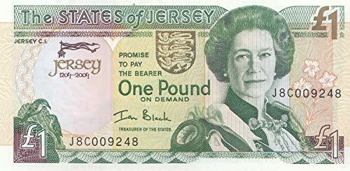 Jersey Pick-Nr: 31a bankfrisch (I) 2004 1 Pound (Banknoten für Sammler) -