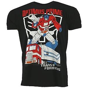 Transformers Optimus Prime Distressed T-Shirt Officiel Autorisé Film