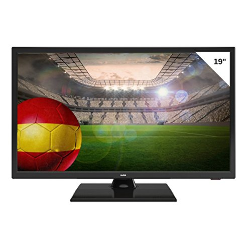 TV BSL 19 Pulgadas LED - Resolución De Pantalla 720p, 60Hz, DVB-T2, HDMI, USB,...