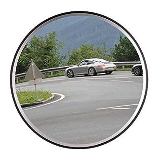 Verkehrsspiegel Sicherheitsspiegel Überwachungsspiegel Panoramaspiegel Spiegel konvex Acryl 30cm