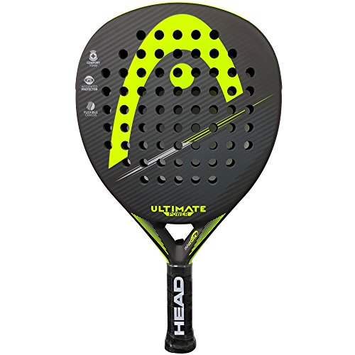 Head - Racchetta da paddle, mod. Ultimate Power 2018, colore giallo