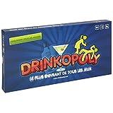 Drinkopoly-Il più Enivrant di Tutti i Giochi-Il Re di Gioco a Bere-Un Gioco di Vassoio per Gli Adulti