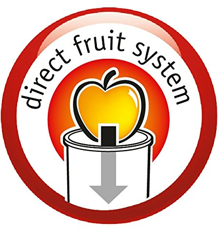 Moulinex Easy Fruit JU581136 - Licuadora (700W, con sistema de seguridad, sistema antigoteo)