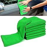 Auntwhale Toalla de limpieza del paño de la limpieza del vehículo del coche - Best Reviews Guide