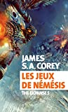 Les jeux de Némésis - The Expanse 5 (Exofictions) - Format Kindle - 9782330104184 - 14,99 €