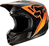 FOX V4 RACE MIPS schwarz/orange S