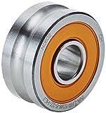 INA lfr50/8–6-2z-hlj Track Roller Bearing mit Profilierte Außenring