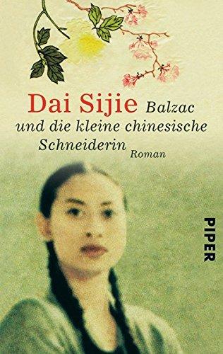 Buchseite und Rezensionen zu 'Balzac und die kleine chinesische Schneiderin' von Dai Sijie